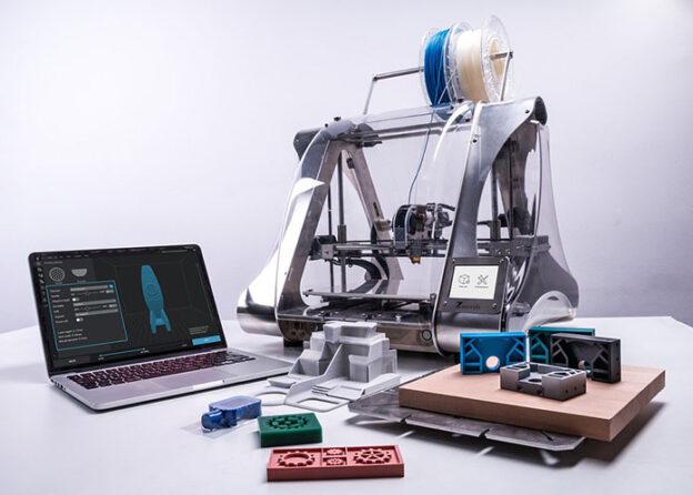 Co potrafią drukarki 3d